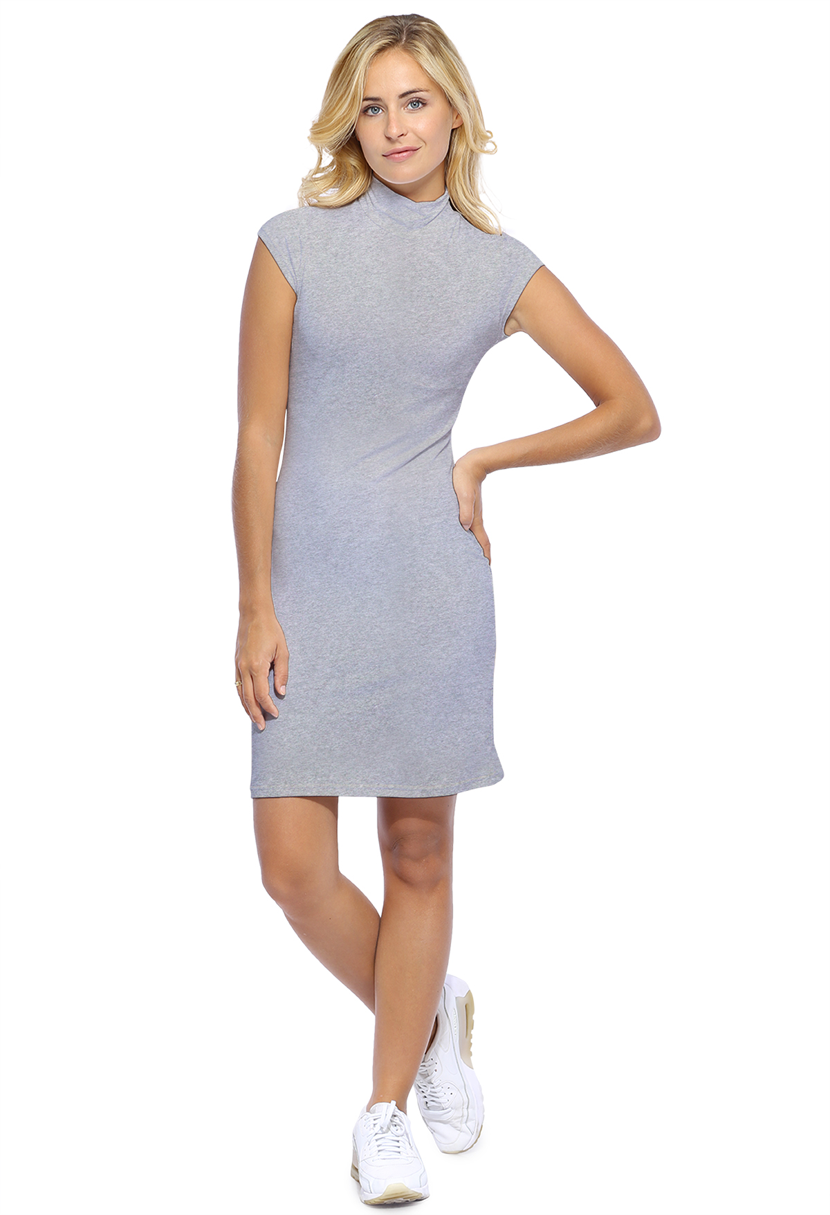 PENNY DRESS S/CAPPED